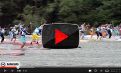 2013 Lost Mills race video