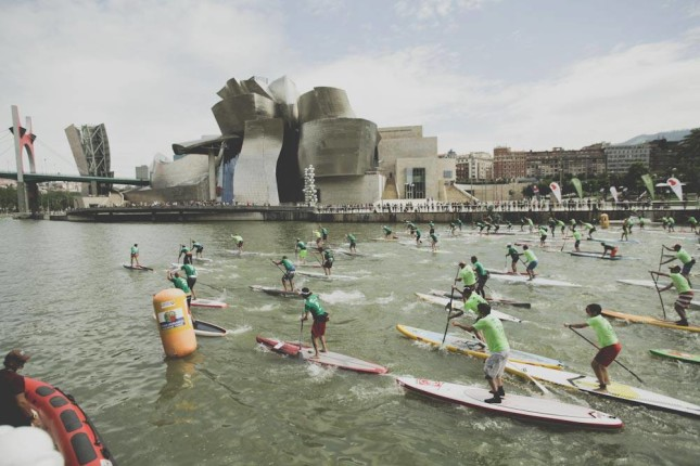Bilbao Stand Up Paddle Race