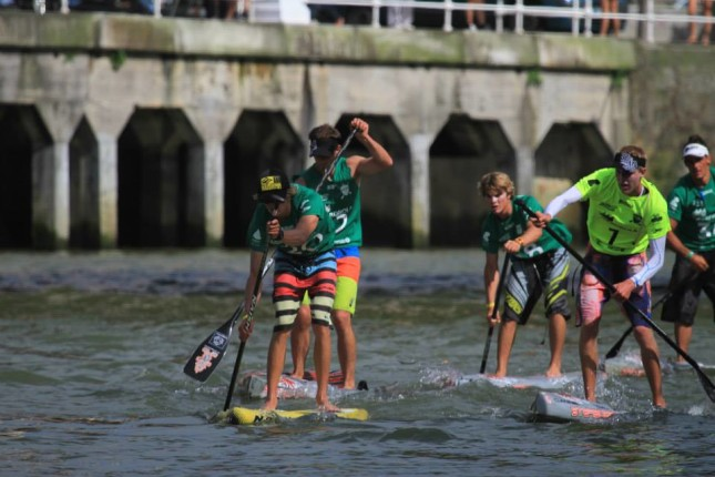 Bilbao World Stand Up Paddle Challenge