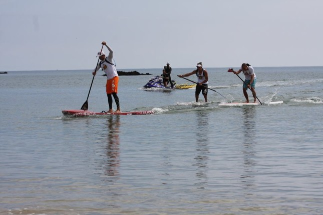 III Deep SUP Race Noja