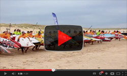 Oleron Stand Up Paddle race videos