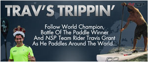 Trav's Trippin' - The Awesome Adventures of Travis Grant