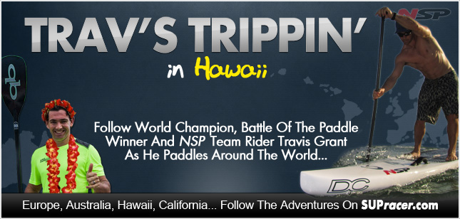 Trav's Trippin' in Hawaii