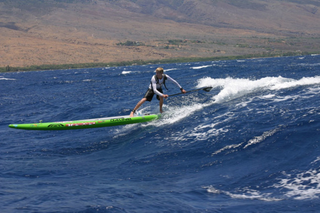 Connor Baxter Maui to Molokai