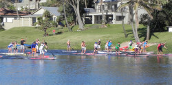 Zinkwasi SUP Race South Africa