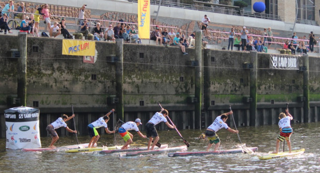 Hamburg SUP World Cup