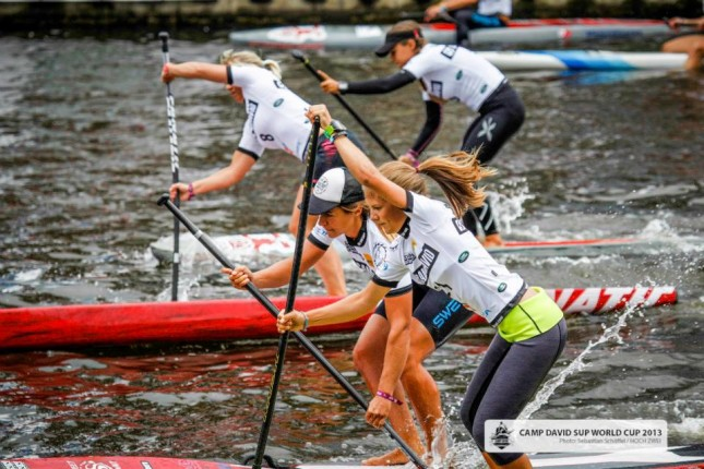 Hamburg Stand Up Paddle world cup