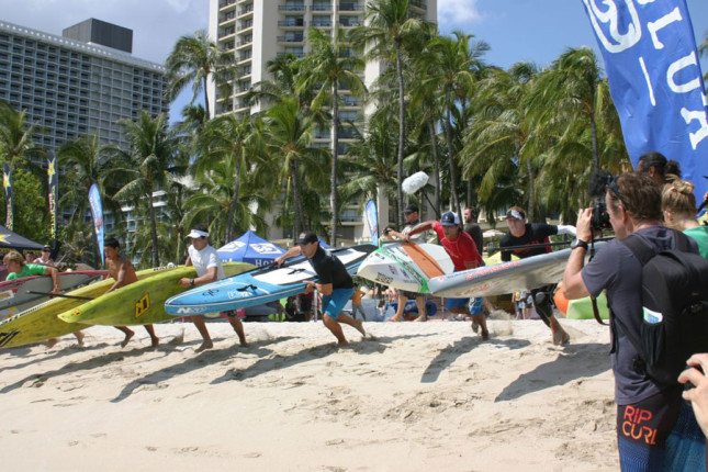Ultimate SUP Showdown Waikiki (1)