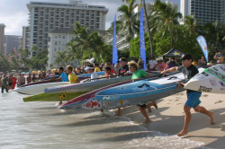 Ultimate SUP Showdown Waikiki
