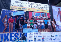 Ultimate SUP Showdown RESULTS