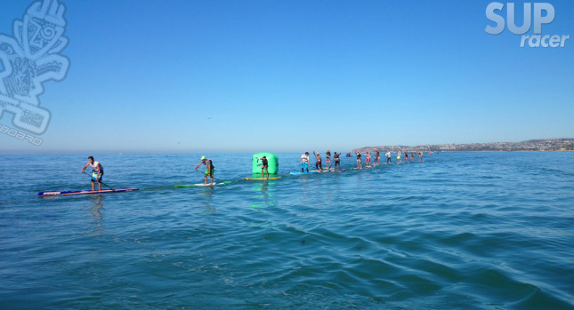 2013 Battle of the Paddle Distance Race