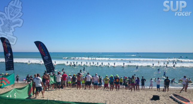 Battle of the Paddle 2013 Elite Race