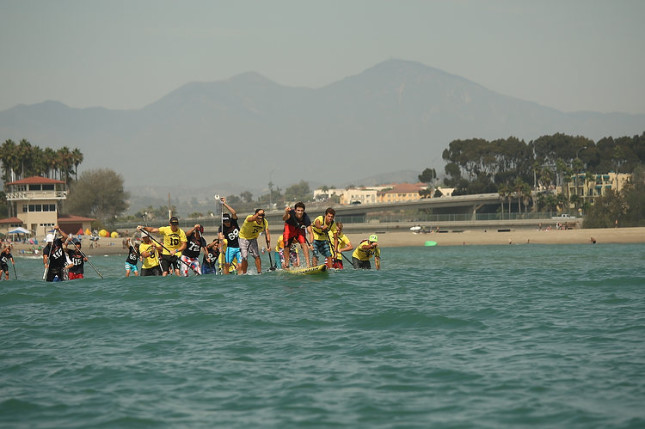 Battle of the Paddle - Golden Buoy 1