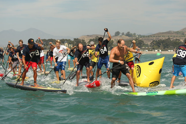 Battle of the Paddle - Golden Buoy 10