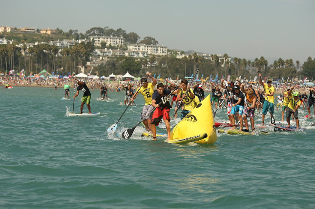 Battle of the Paddle - Golden Buoy 5