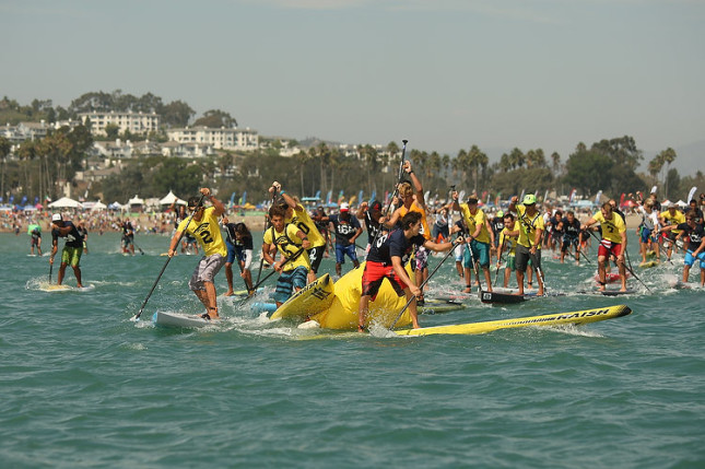 Battle of the Paddle - Golden Buoy 6