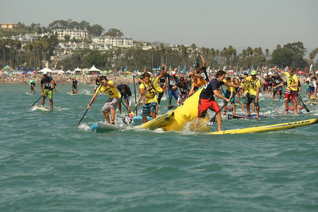 Battle of the Paddle - Golden Buoy 7