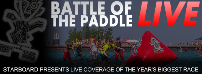 Battle Of The Paddle LIVE Webcast