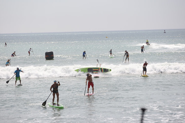 Battle of the Paddle carnage 4