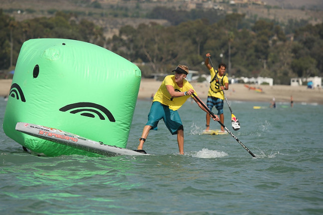 Connor Baxter Battle of the Paddle