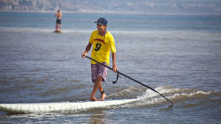 Gerry Lopez Battle of the Paddle