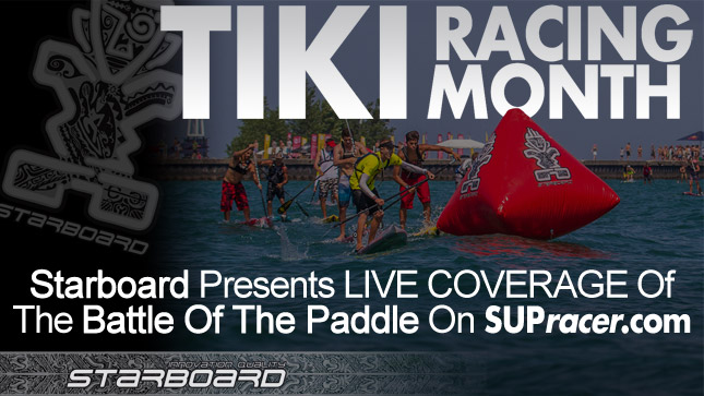 Battle of the Paddle by Starboard