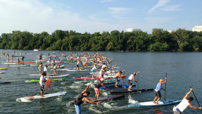 Paddle For Humanity DC