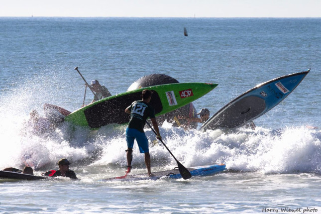 Battle of the Paddle California - The Hammer Buoy