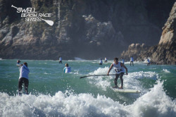 Stand Up Paddle racing in France