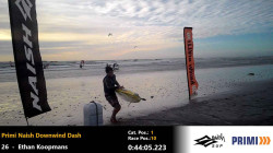 Ethan Koopmans Stand Up Paddling in South Africa