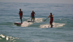 Island Challenge Stand Up Paddle race