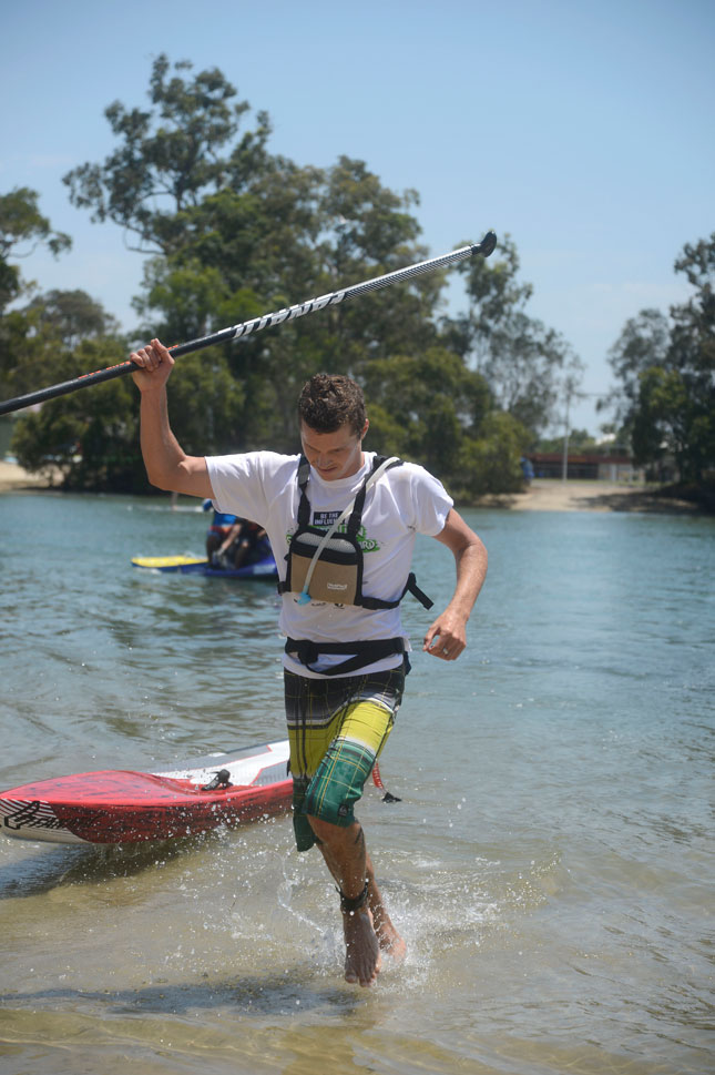 Jake Jensen Australian SUP Titles