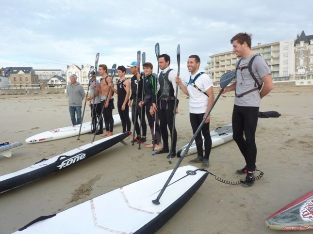 2014 French SUP Team