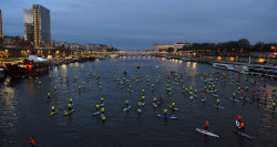 Exotic SUP races