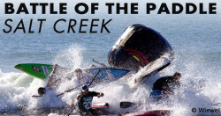 Battle of the Paddle Salt Creek