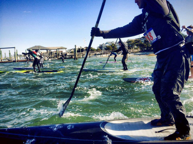 Cold Stroke Classic SUP Race