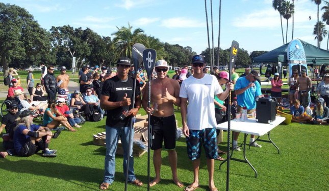 Hanohano SUP race mission bay
