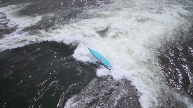 Payette River Games SUP