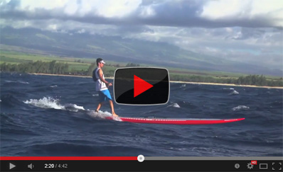 [WATCH] This Video Is A Little Bit Different But Totally Awesome | SUP Racer