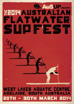 Australian Flatwater SUP Fest, West Lakes, Adelaide