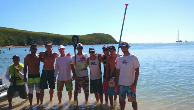 New Caledonia Stand Up Paddle