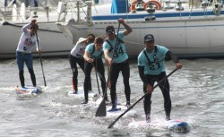 Raid Paddle Race Eric Terrien