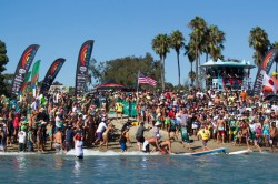 The SUP Champions Tour