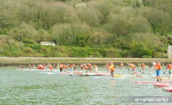 Head of the Dart Stand Up Paddle Race