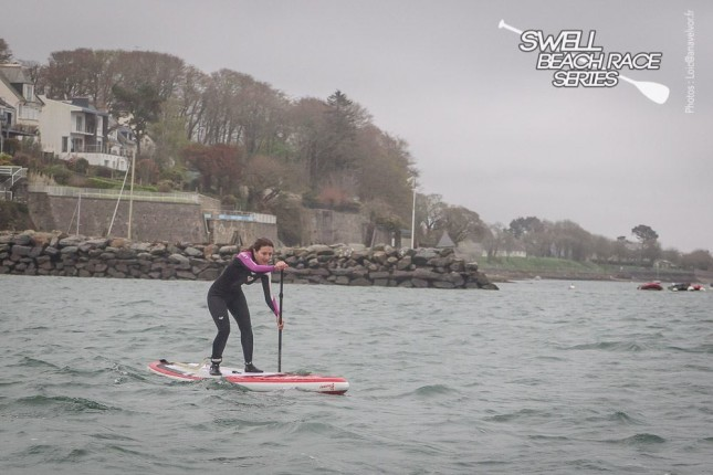Swell Beach Race Series - Stand Up Paddle in France