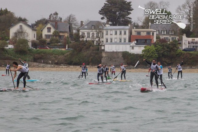 Swell Beach Race Series - Stand Up Paddleboarding in France