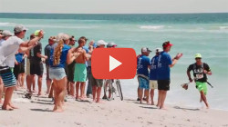 Video Carolina Cup stand up paddle race