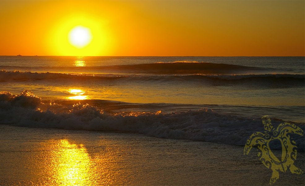 Related Keywords & Suggestions for morning beach sunrise