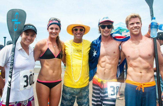 2014 ISA Worlds Team Relay