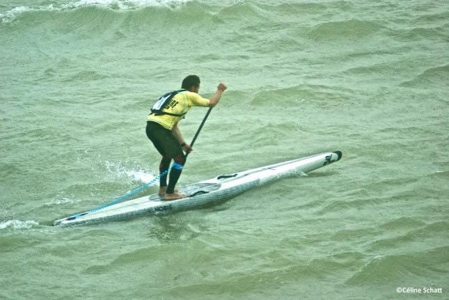 Greg Closier SUP France